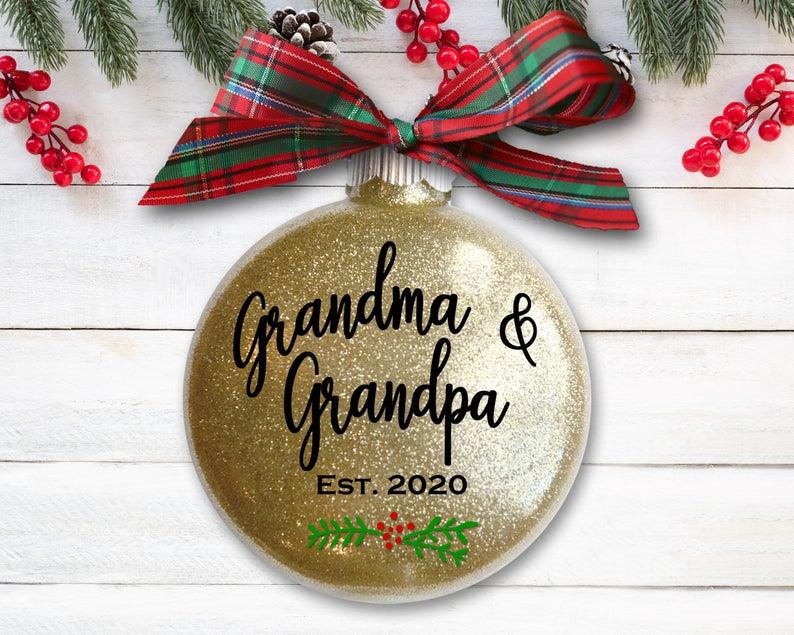 50 Fun And Creative Pregnancy Announcements To Grandparents Pursue Today