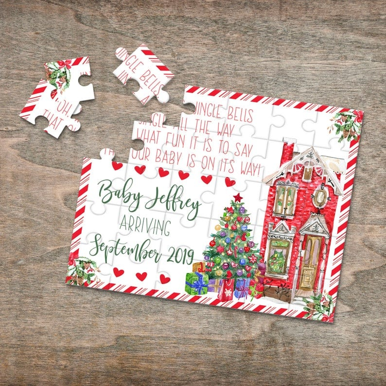 50 Christmas Pregnancy Announcement Ideas To Surprise Your Family Pursue Today